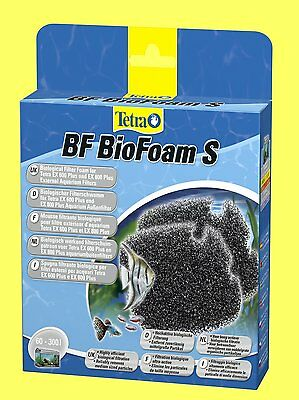 2 Stück Biologischer Filterschwamm BF für Tetra EX Außenfilter400/600/700/800plu