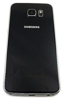 GRADE B | Samsung Galaxy S6 G920 4G | 64GB | Black Sapphire | Telstra Unlocked 3