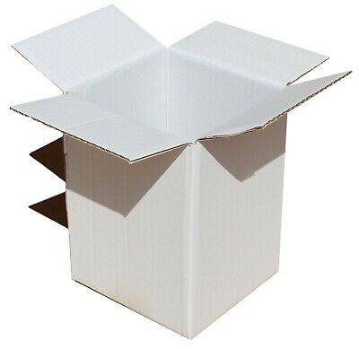 15 Sizes White Or Brown In/Out Shipping Boxes Gift Packaging Mug Cup Plate Bowl 6