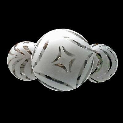 Vintage Mid-Century Italian Chrome Atomic Space Age Sputnik Orbit Chandelier 8