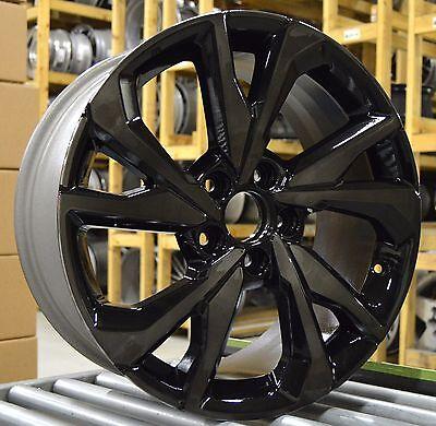 18 honda civic hatchback sport 2017 factory oem rim wheel. Black Bedroom Furniture Sets. Home Design Ideas