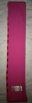 Next Girl's Pink/red Scarf Age 3-6 Months Mois 5