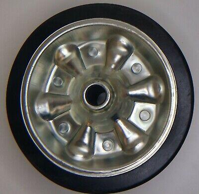 Jockey Wheel Pu Steel Fits Mp9741 Mp9743 Mp9744 200Mm Genuine Maypole Mp97435 7