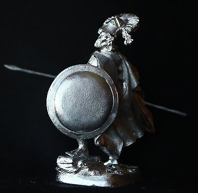 Leonidas I. King of Sparta KIT Tin toy soldier 54 mm. metal 3