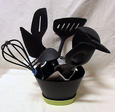 NEW TUPPERWARE UTENSILS, CHOICE OF skimmer, holder, whisk, ladle, spoon, pastry