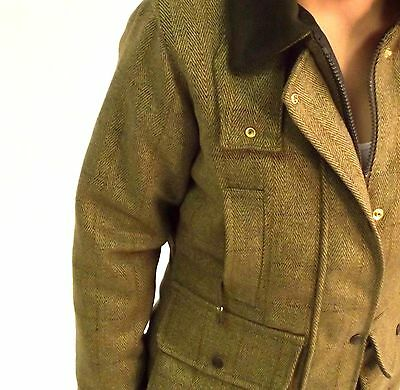 3a981037ababa ... Campbell Cooper Ladies Tweed Shooting Fishing Riding Hunting Jacket  Green New 4