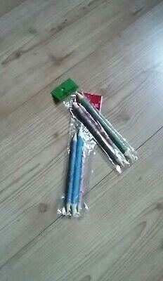 3er Set Papierwischer Radierstifte Korrekturstifte zum Verblenden, Verwischen 5