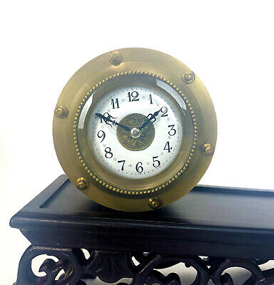 Mystery Gravity Driven Incline Rolling Clock -No Spring No Battery Never Wind It 7