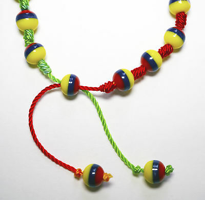 Handmade Beads Bracelet Jewelry By Native Artisans Colombia, Ecuador,Venezuela 3