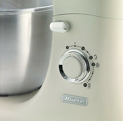 ARIETE 1588 Impastatrice Impastatore Robot Cucina 5.5lt Food Processor Vintage 6
