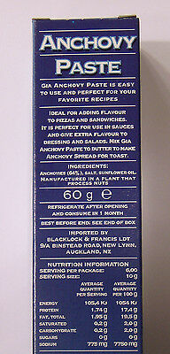 GIA Anchovy Paste 60g