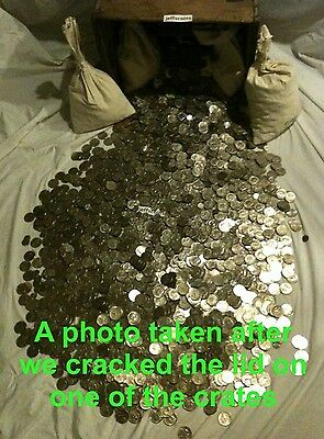 ✯1 Ounce OZ 90% SILVER US COINS $✯OLD ESTATE SALE LOT HOARD✯ BULLION +FREE GOLD✯ 11