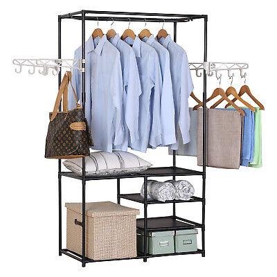 7 Modell Kleiderstange stabil wäscheständer Kleiderständer Garderobenständer 2