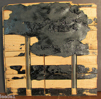 "Hundred 9"" Square Oak Parquet Tongue & Groove Vintage Architectural Salvage 5"