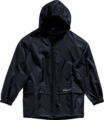Kids Regatta Children Stormbreak  Waterproof Jacket Boys Girls Childs Rain Coat 3