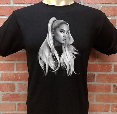 Ariana Grande Black T-Shirt 2