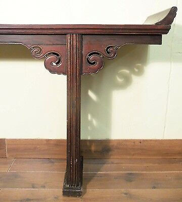 Authentic Antique Altar Table (5134), Circa 1800-1849 2