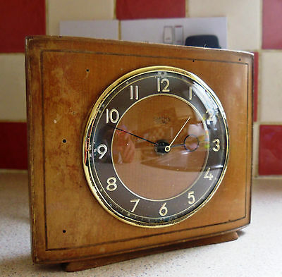 Smiths Sectric Mantel Clock. 1953/55. 8