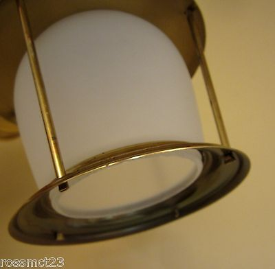 Vintage Sconce never used Mid Century porch wall light   More Available 2