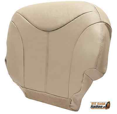 Driver Replacement 2000 GMC Yukon XL 1500 SLT Leather Seat Cover Shale TAN