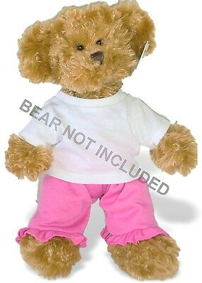 """Teddy Bears Clothes fits a 12/"""" Bear Skirt /& Trousers Build Your Teddies Outfits"""