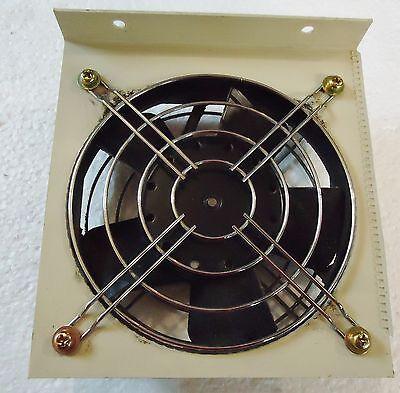 TOBISHI FAN TYPE/MODEL# 4201, 100 VAC., 50/60 Hz. MADE IN JAPAN 3
