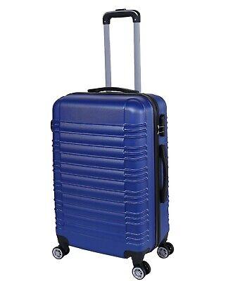Reisekoffer xH003 Koffer Trolley Hartschalenkoffer Handgepäck 4Rollen M-L-XL-Set 12
