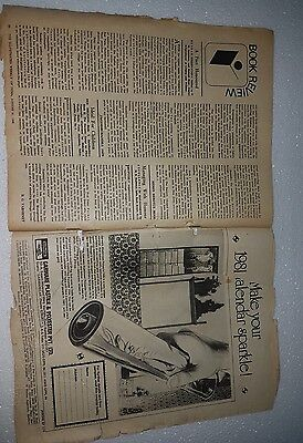 Vtg Illustrated Weekly Of India Magazine 1980 Who will Police the Policeman ?