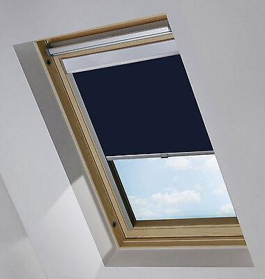 Gut gemocht VERDUNKELUNGSROLLO PASSEND FÜR Velux Dachfenster Thermorollo ZW19
