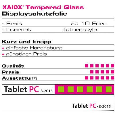 iPhone Xs Max 5s 6s 7 8 Plus 3D Panzerglasfolie Display Schutzfolie klar WOW ✅ 2