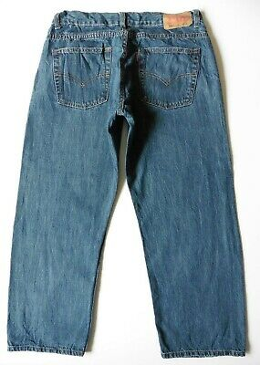 Men's Boys' Levis 550 Relaxed Fit Jeans W32 L27 Blue Levi Strauss Size 32S 3
