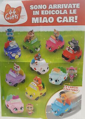 44 Gatti Miao Car Boss-Cop-Polpetta-Milady-Cream-Fisby-Gaby-Pilou-Lampo-Kappa 4