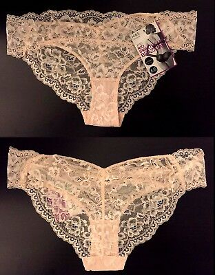 Details about  /NWT  M/&S   RIO BRAZILIAN  STYLE  BRIEFS  SIZES  6-10-14