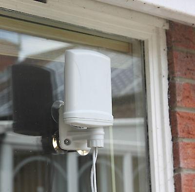 4G & 3G LTE MIMO External Outdoor Antenna TS9 & SMA Huawei E5577 E5180 EE Cube