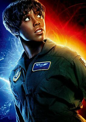 Captain Marvel: Goose, Carol Danvers Yon-Rogg A5 A4 A3 Texless Character Posters 8