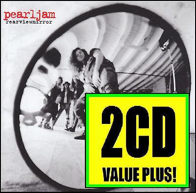 PEARL JAM (2 CD) REARVIEWMIRROR ~ GREATEST HITS / BEST ~ EDDIE VEDDER 90's *NEW* 2