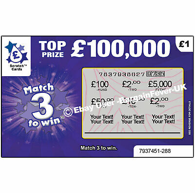 PERSONALISED HOLIDAY REVEAL Surprise Announcement Scratch Card Scratchcard 5