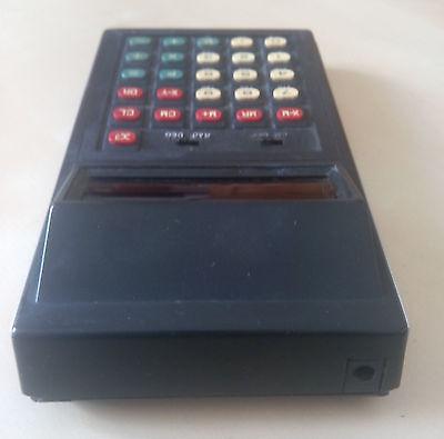 Very Rare  Vintage Abatron 808 Scientific Calculator