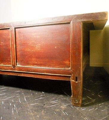 Antique Chinese Coffee Table/Treasure Trunk (2878), Circa 1800-1849 4