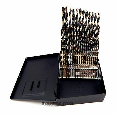 Norseman 60pc hi moly m7 number wire gauge drill bit set w index 1 1 of 5free shipping norseman 60pc hi moly m7 number wire gauge drill bit set w index 1 greentooth Choice Image