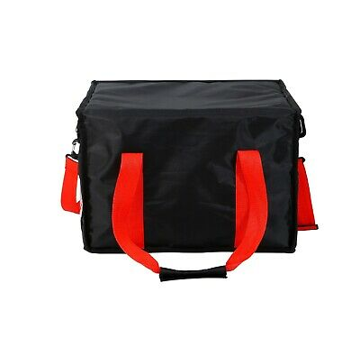2 Strong Heavy Duty Hot Food Takeaway Delivery Bag 46x33x33cm Kebab.Indian.Chine 11