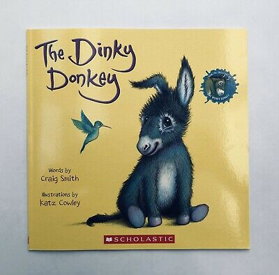 Lot 2 The Wonky Donkey + Dinky Donkey Childrens Book Bestselling World Famous! 9