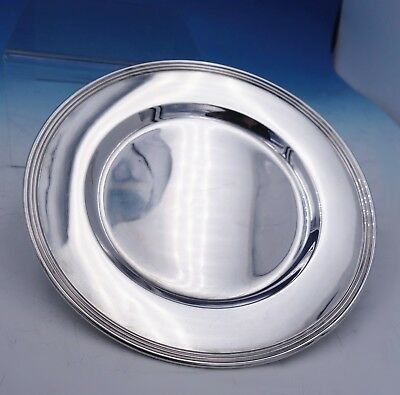 Continental by International Sterling Silver Bread and Butter Plate (#3113) 2