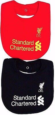 Liverpool Fc  Champions League Babies Body Pram Suit Baby Grow Vests X2 Lfc 3