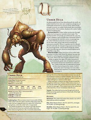 Dungeons & Dragons Monster Manual 5th Edition 4