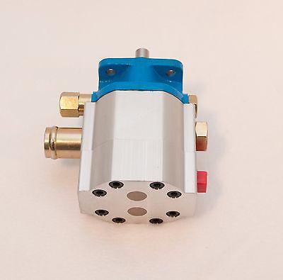 11 GPM Hydraulic Log Splitter Pump, 2 Stage Hi Lo Gear Pump, Logsplitter, NEW 6