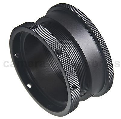 Universal Adapter Canon FD Minolta MD M39 Lens to Sony E mount NEX Alpha camera 3