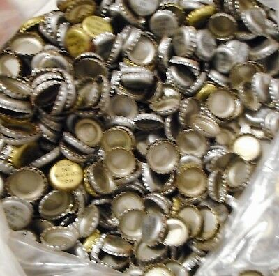 Lot Of 1000 Vintage Generic Beer Caps 5 Lbs 3
