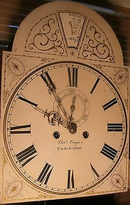 "Antique Mahogany "" Tamsworth"" Automation Zodiac Longcase / Grandfather Clock 2"