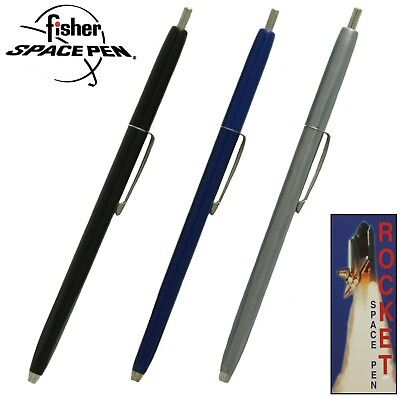 Fisher Space Pen #SPR84 / Black Rocket Series Pen With Black Ink 5